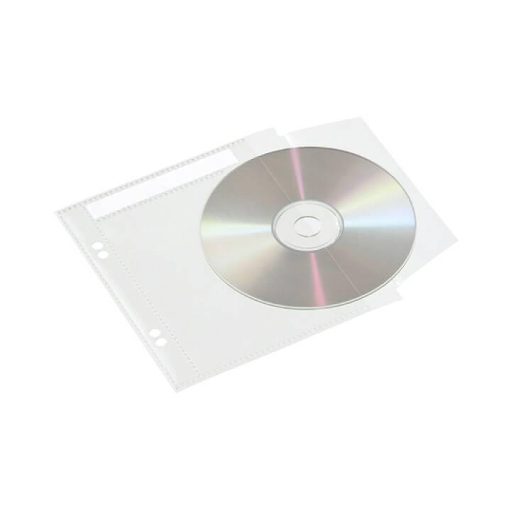FAVORIT SPA Dossiers chemises (Transparent, 10 pièce)