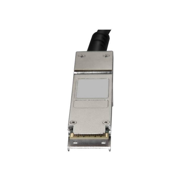 STARTECH.COM EXQSFP4050CM Cavo di rete (QSFP+, 50 cm)