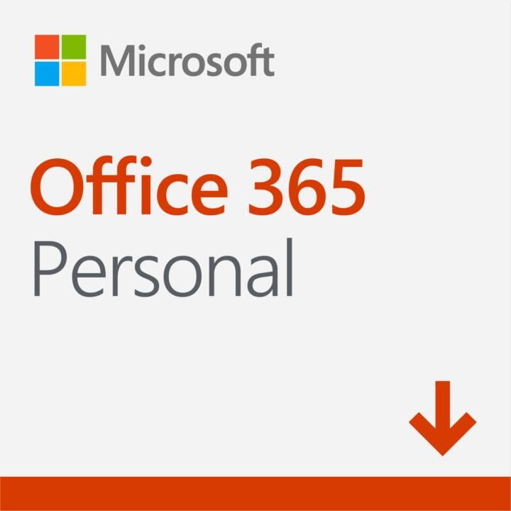 MICROSOFT Office 365 Personal (Abo, Deutsch)