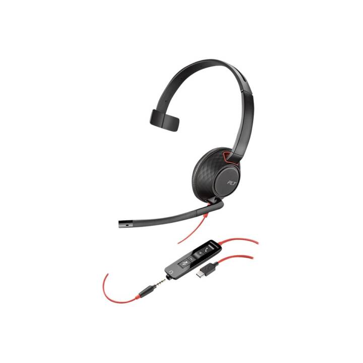 PLANTRONICS Blackwire 5210 Black