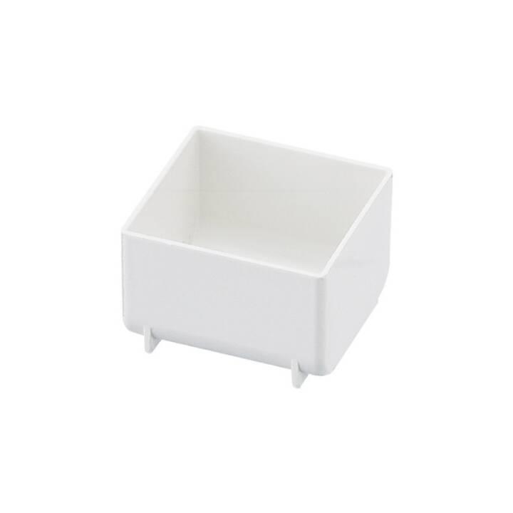 STYRO insert de tiroir blanc