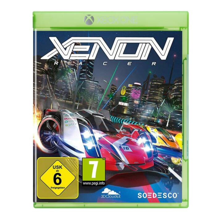 Xenon Racer (DE)