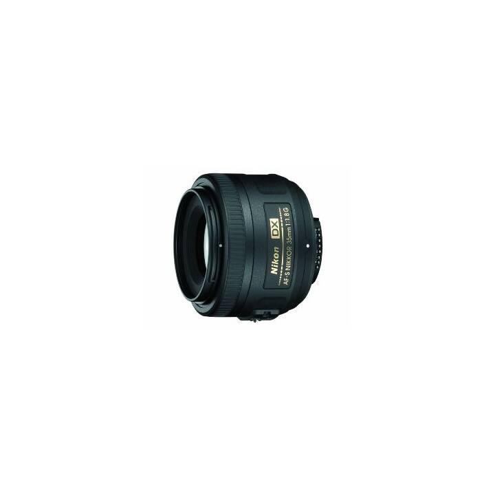 NIKON AF-S DX NIKKOR 35 mm f/1,8