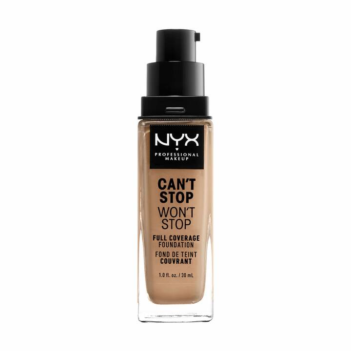 NYX PROFESSIONAL MAKEUP Can't Stop Won't Stop (CLASSIC TAN, 30 ml, Liquide)