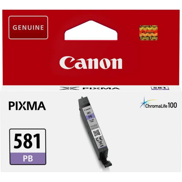 CANON Originalpatrone CLI-581PB
