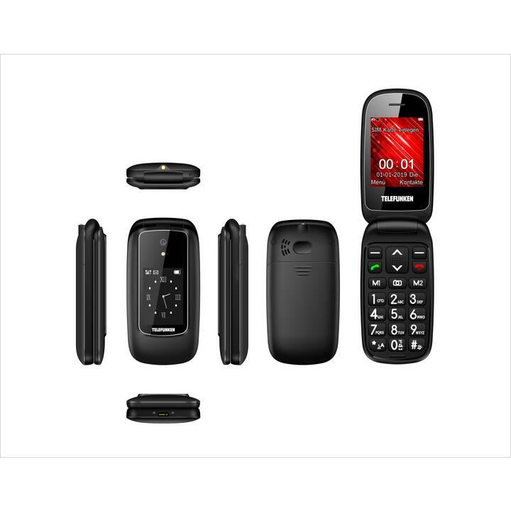 "TELEFUNKEN TM 350 IZY (2.4"", 1 GB, 0.3 MP, Nero)"