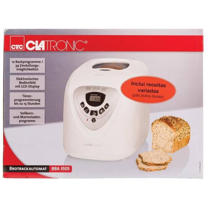 CLATRONIC Machine à pain BBA 3505