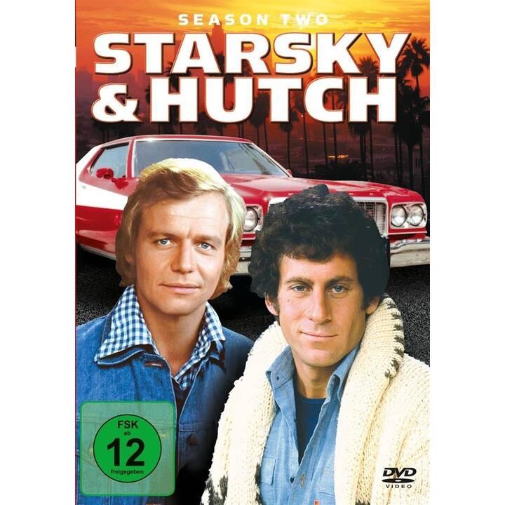 Starsky & Hutch Saison 2 (DE, EN)
