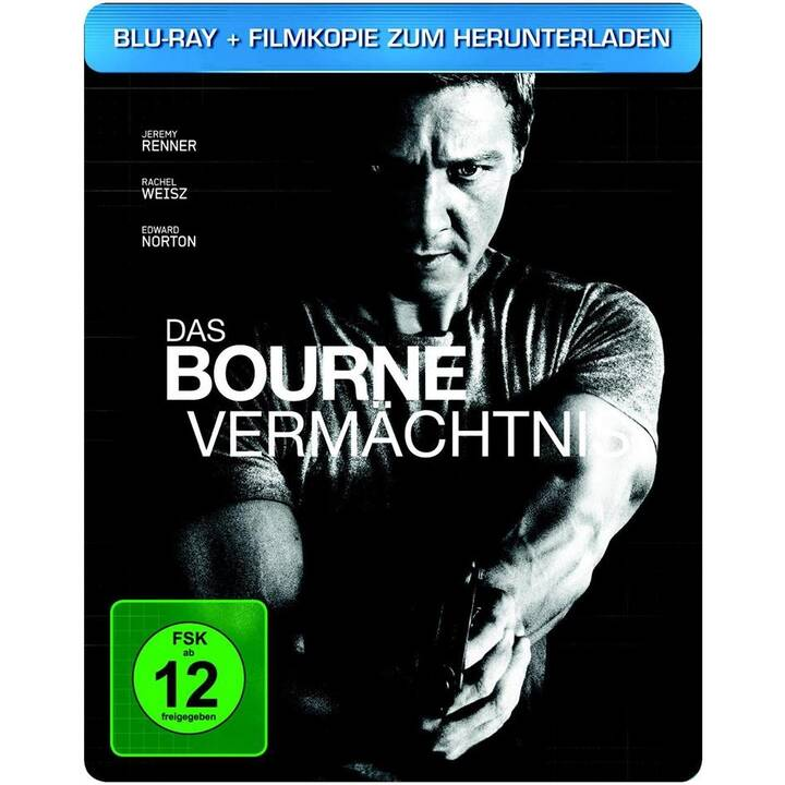 Das Bourne Vermächtnis (ES, IT, DE, HI, EN, FR)