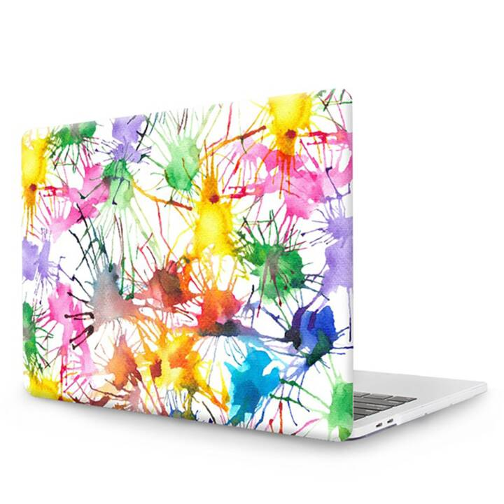 "EG MTT Cover pour MacBook Pro 13"" CD ROM - Colourful"
