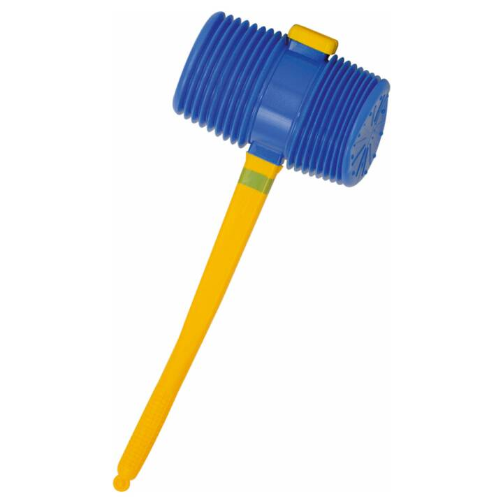 GIPLAM Hammer mit Ton Plastik