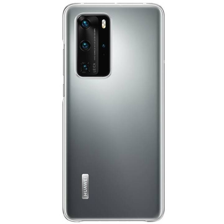 HUAWEI Backcover Clear (P40 Pro, Transparente)
