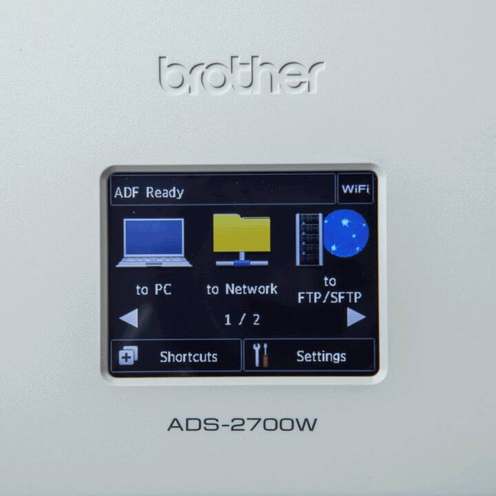 BROTHER ADS-2700W (USB 2.0)