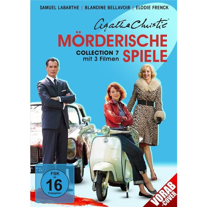 Agatha Christie - Mörderische Spiele  (DE, FR)