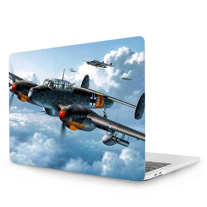 "EG MTT Laptop-Cover für Macbook Pro 13"" CD-ROM - Flugzeug"
