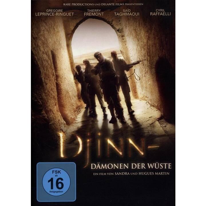 Djinn - Dämonen der Wüste (FR, DE)