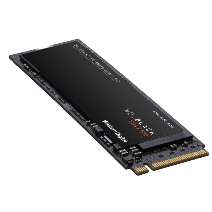 WD_BLACK SN750 (PCI Express, 2 TB)