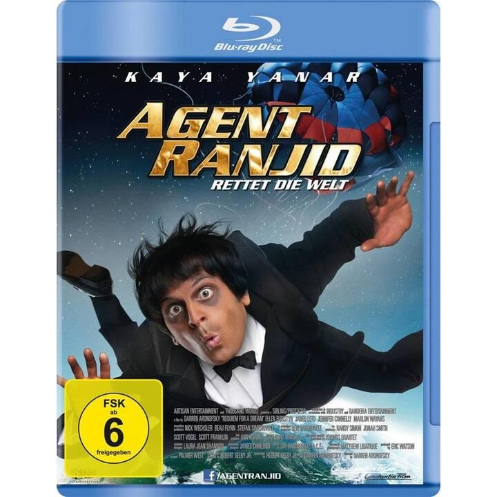 Agent Ranjid rettet die Welt (DE)