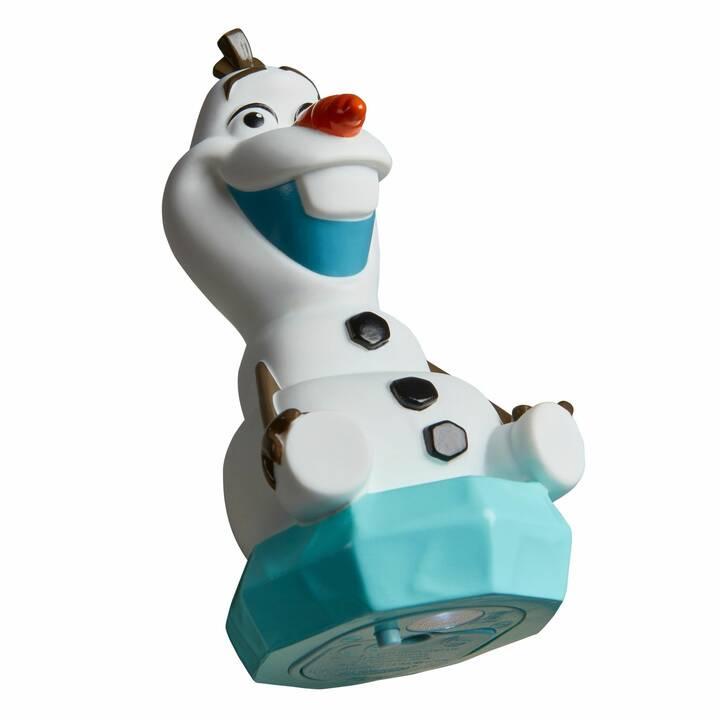 WORLDS APART Nachtlicht GoGlow Buddy Frozen 2 Olaf (LED)