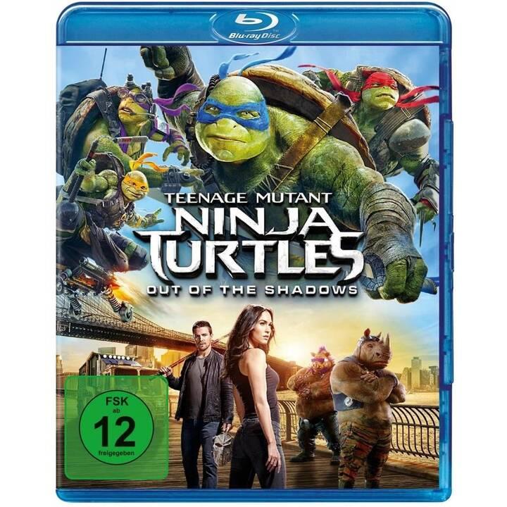 Teenage Mutant Ninja Turtles 2 - Out Of The Shadows (IT, ES, JA, DE, EN, FR)