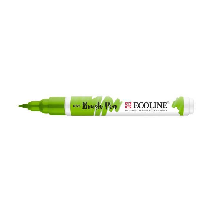TALENS Ecoline Brush Pen frühlingsgrün