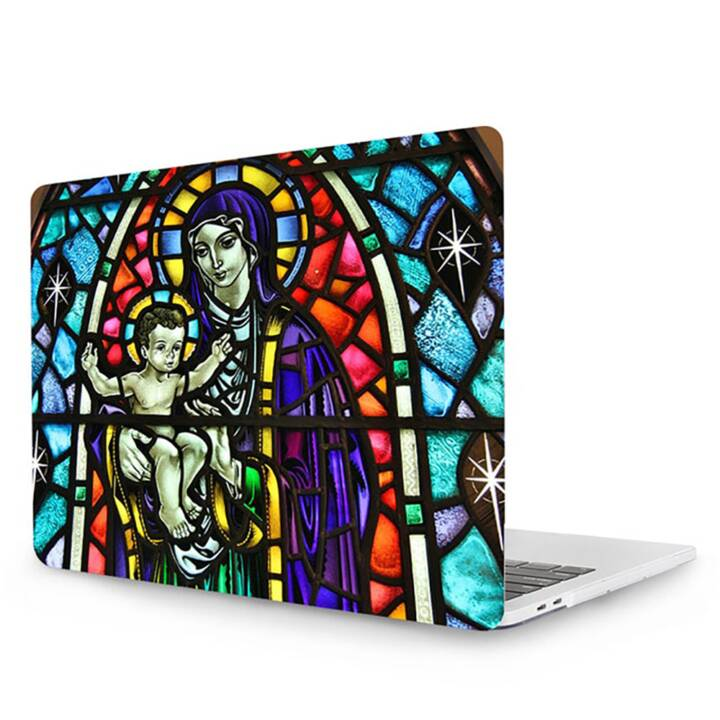 "EG MTT Cover pour MacBook Pro 15"" Touch Bar - Faith"