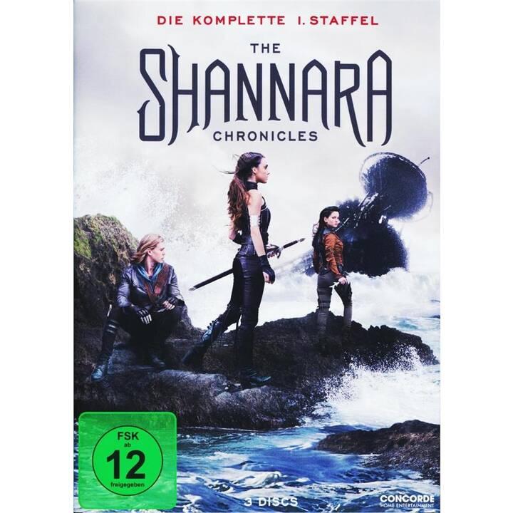 The Shannara Chronicles Stagione 1 (DE, DE, EN)