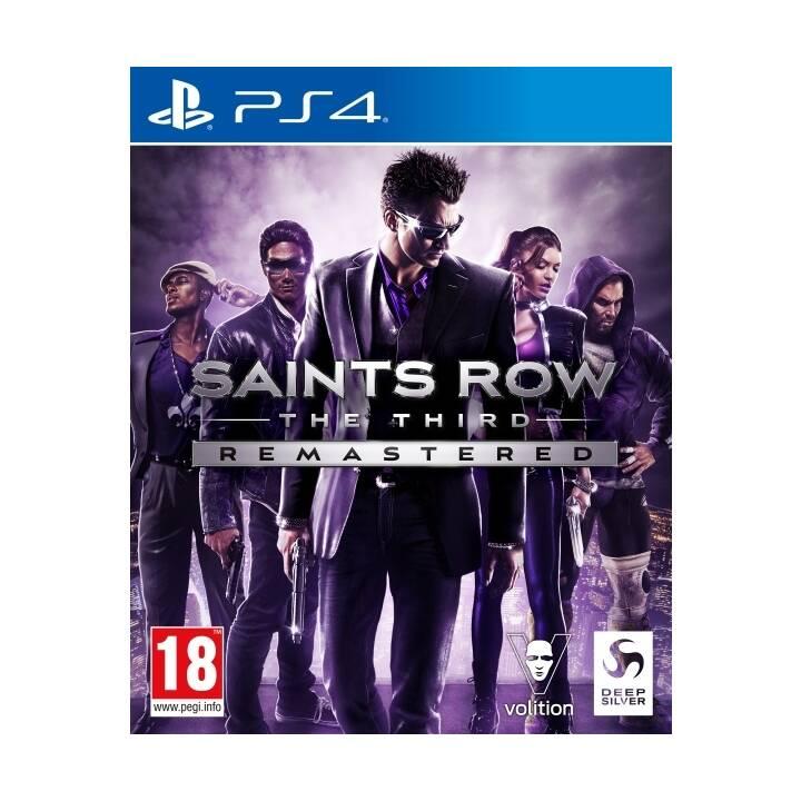 Saints Row The Third Remastered (FR)
