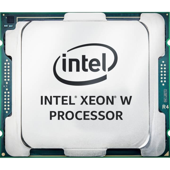 INTEL Xeon W-2123, 3.6 GHz, processeur
