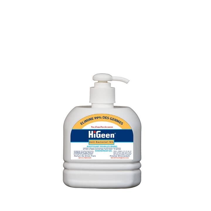 HIGEEN Agente asettico per la rete (500 ml, Gel)