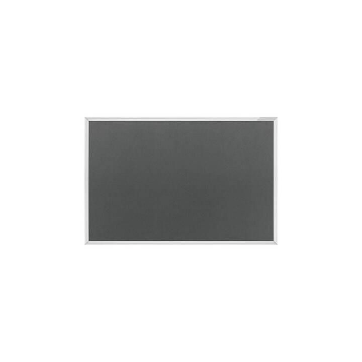 MAGNETOPLAN Textilboard SP grau 1500x1000mm