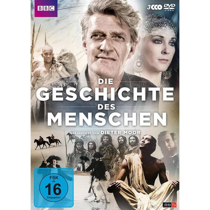 Die Geschichte des Menschen - (BBC) (DE)