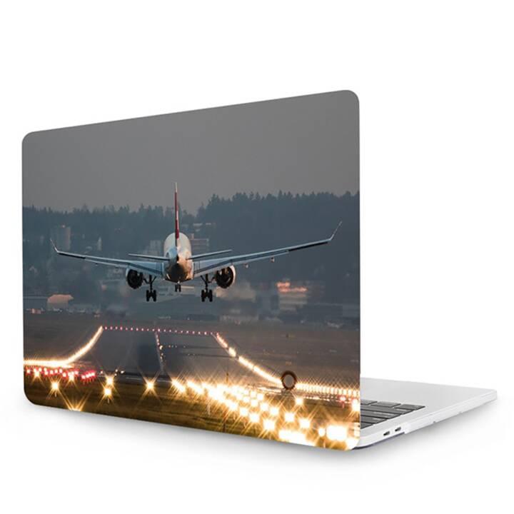 """EG MTT Housse pour ordinateur portable pour Macbook Pro 15"""" CD-ROM - Airplane"""