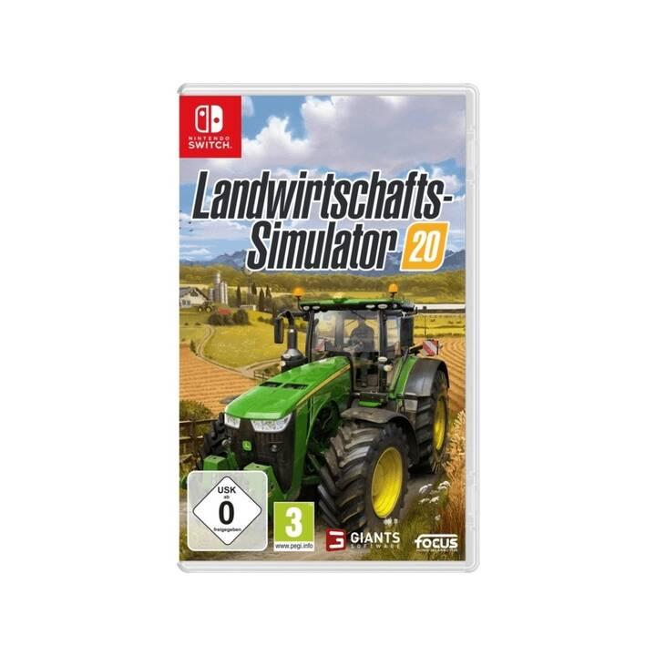 Landwirtschafts-Simulator 20 (DE)