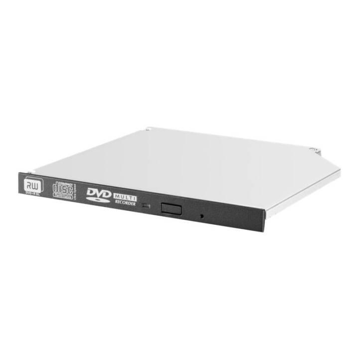 HPE DVD-RW Unità ottica, integrata, nero, grigio, nero, grigio