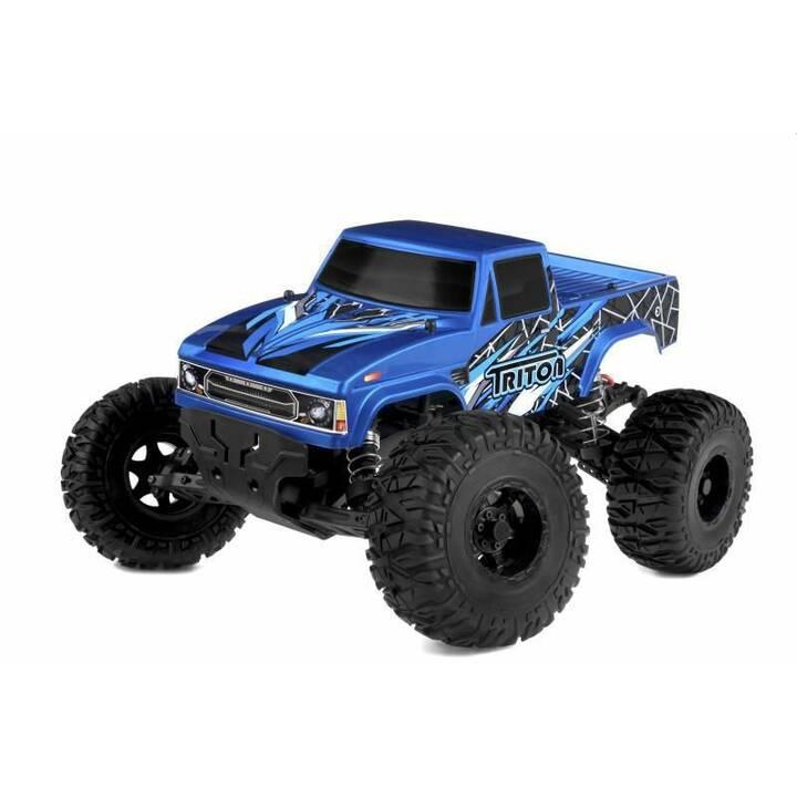 TEAM CORALLY Monster Truck Triton SP (Motore a spazzole, Li-Po, 1:10)
