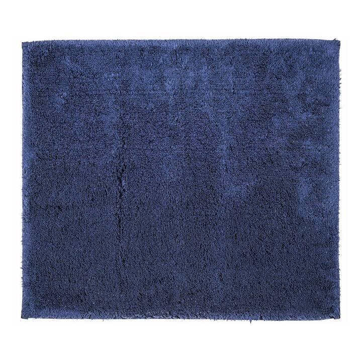 LIVIQUE Tappeto da bagno Diana (55 cm x 65 cm, Blu)