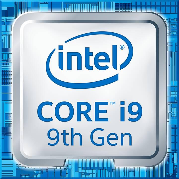 INTEL 9th gen Intel Core i9 i9-9900K (LGA 1151, 3.6 GHz)