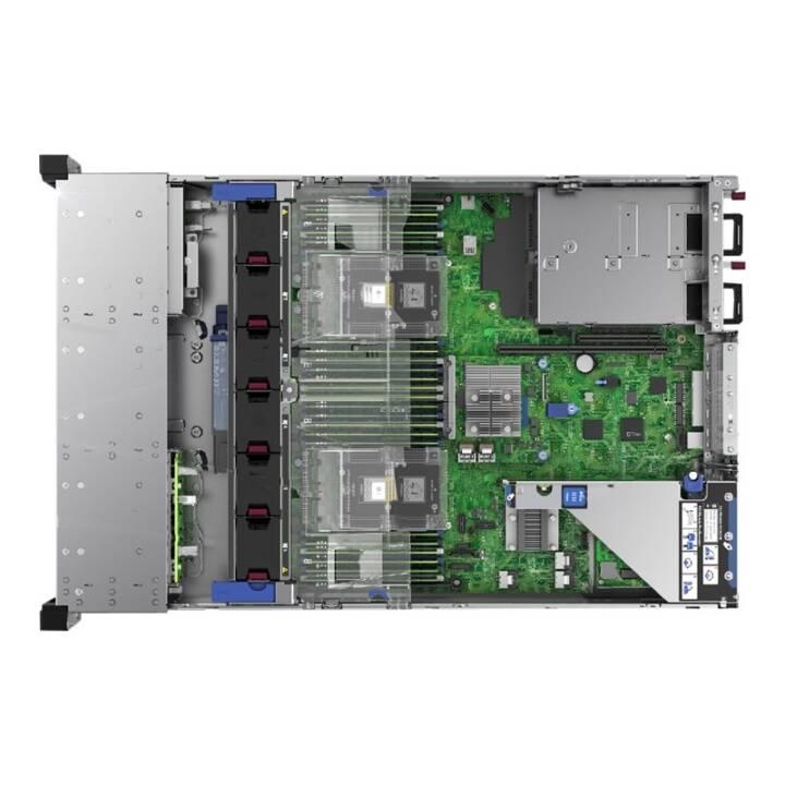 Soluzione HPE ProLiant DL380 Gen10 - Montaggio su rack - Xeon Silver 4110 2,1 GHz - 16 GB - 0 GB - 0 GB