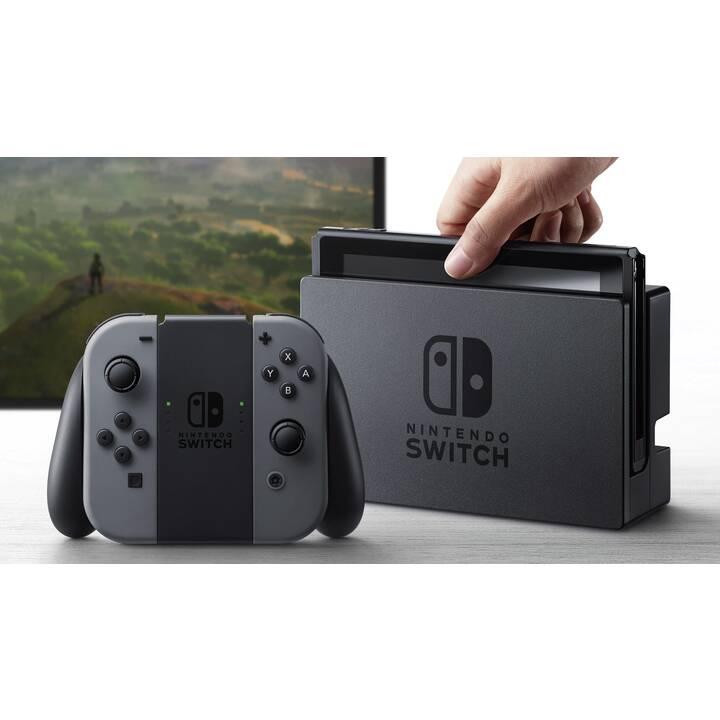 NINTENDO Switch New Grey 32 GB (DE, IT, FR)