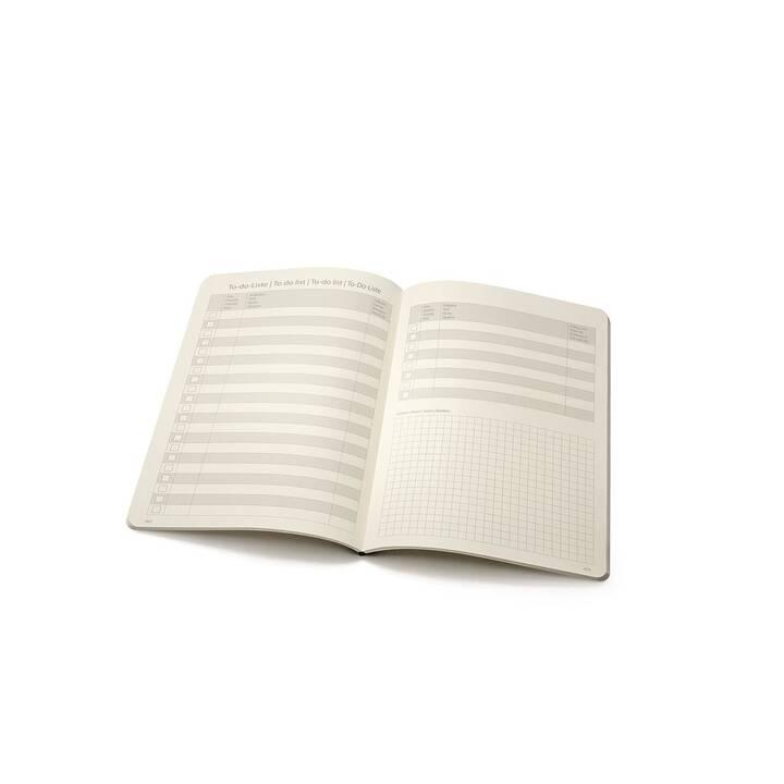 SIGEL Notizbuch (A5, Kariert)