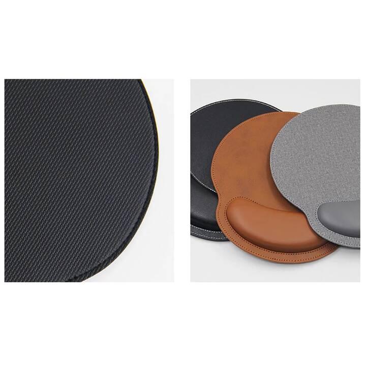 EG set tappetino per mouse e tastiera per poggiapolsi
