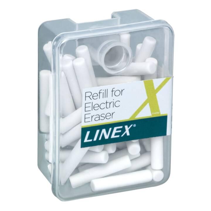LINEX A/S Gomma per cancellare (25 mm, 30 pezzo)