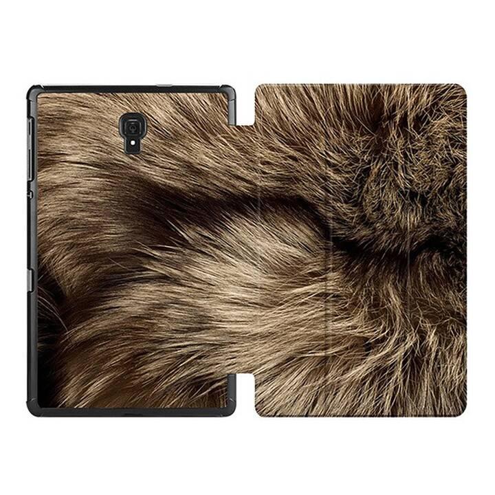 "EG MTT Custodia per Samsung Galaxy Tab S6 10.5"" 2019 - Pelle di animale"