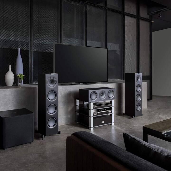 KEF AUDIO Q950 (80 W, Enceinte verticale, Noir)
