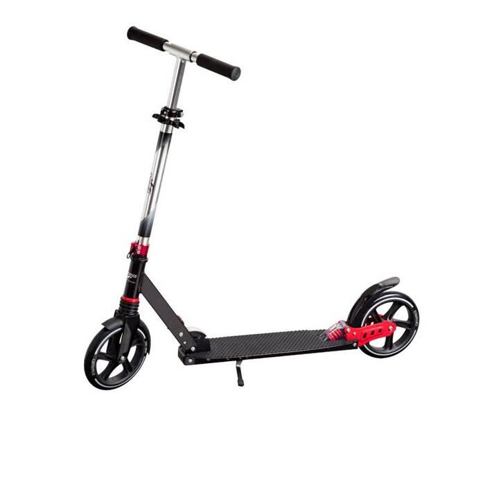 CARROMCO Monopattino Urban Ride 200 (Nero, Rosso)