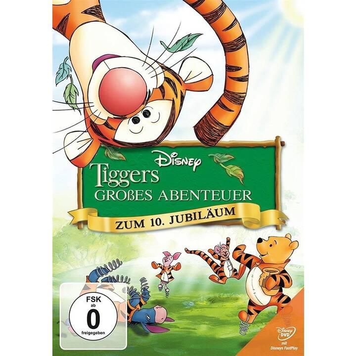 Tiggers grosses Abenteuer (EN, DE, IT, TR)