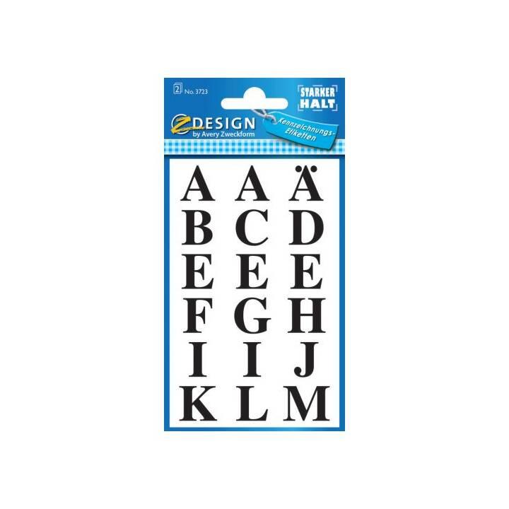 Z-DESIGN Avery 3723 étiquette autocollante 36 pièces