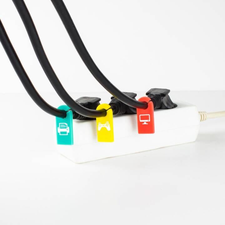 CABLE CANDY Kennzeichnungskabelbinder Tag Mix