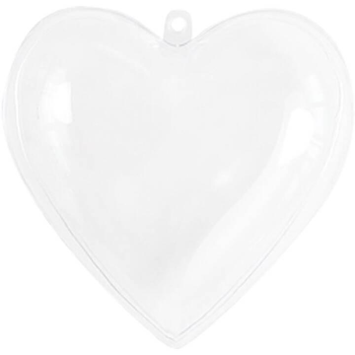 Kunststoff-Herz